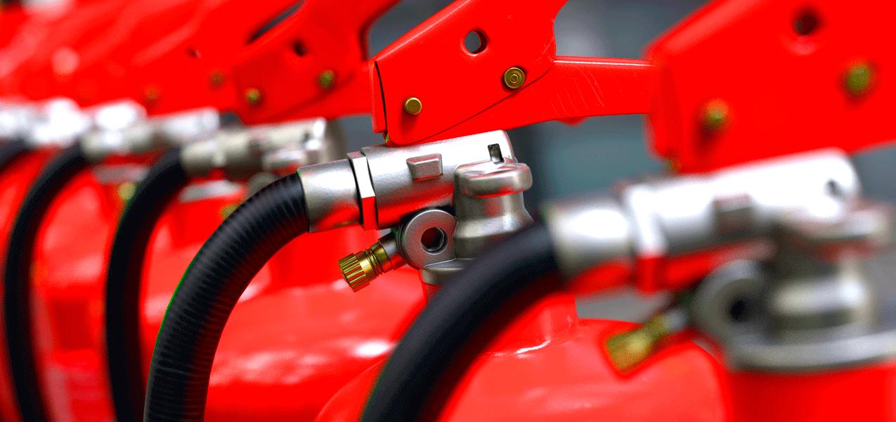 Instalación contra incendios - Extintores | RodalFire, S.L.