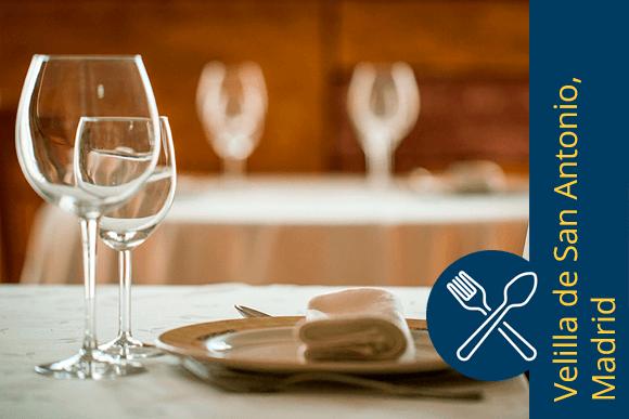 Nuestros proyectos PCI - Restaurante en Velilla de San Antonio | RodalFire, S.L.