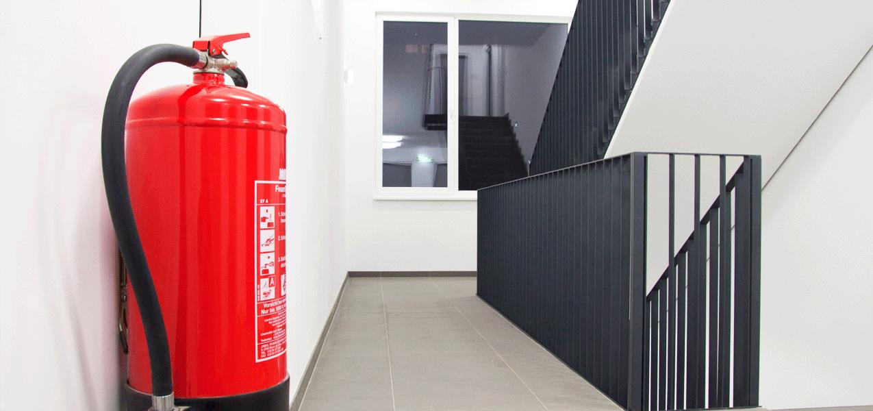 Instalación contra incendios - Comunidades de propietarios | RodalFire, S.L.