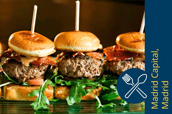 Nuestros proyectos PCI - Restaurante en Madrid | RodalFire, S.L.