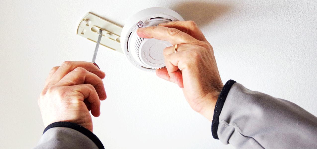 Instalación contra incendios - Detectores de humos | RodalFire, S.L.