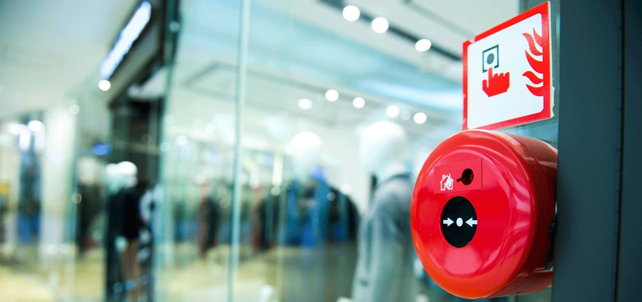 Instalación contra incendios - Alarmas y pulsadores de emergencia | RodalFire, S.L.