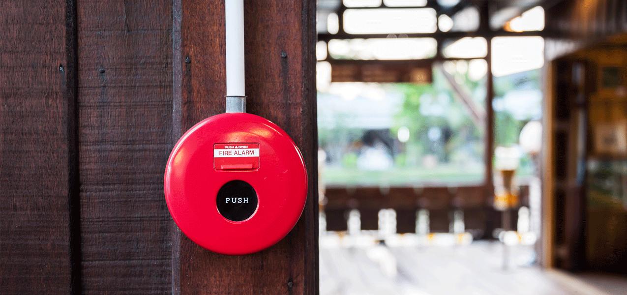 Mantenimiento de incendios - Control de alarmas y pulsadores de incendios 2 | RodalFire, S.L.