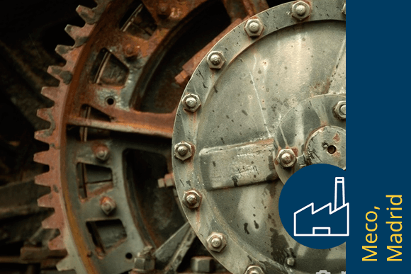 Nuestros proyectos PCI - Industria en Meco | RodalFire, S.L.