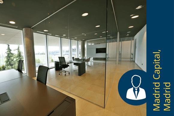 Nuestros proyectos PCI - Oficinas en Madrid | RodalFire, S.L.