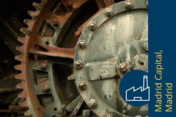 Nuestros proyectos PCI - Industria en Madrid | RodalFire, S.L.
