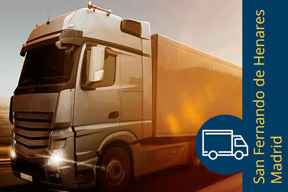 Nuestros proyectos PCI - Transporte en San Fernando | RodalFire, S.L.