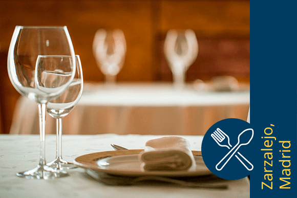 Nuestros proyectos PCI - Restaurante en Zarzalejo | RodalFire, S.L.