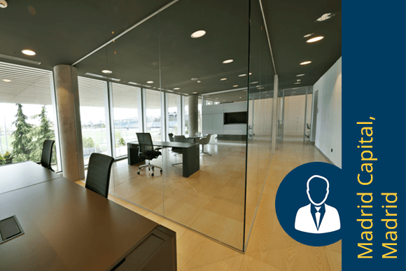 Nuestros proyectos PCI - Oficinas en Madrid 2 | RodalFire, S.L.